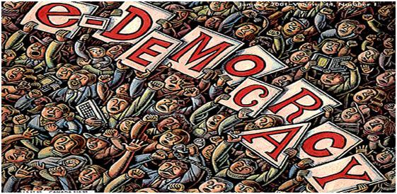 صورة العجز الديموقراطي في العالم العربي وسيطرة الحكم الأوتوقراطي