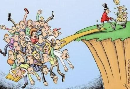 صورة دور الطبقة الوسطى وانعكاسات ثورات التغيير على الجماعات السياسية